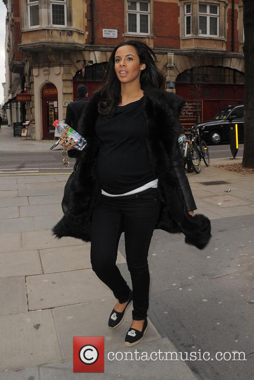 Rochelle Humes and Rochelle Wiseman 16