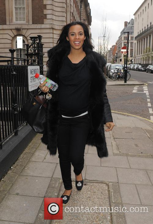 Rochelle Humes and Rochelle Wiseman 23