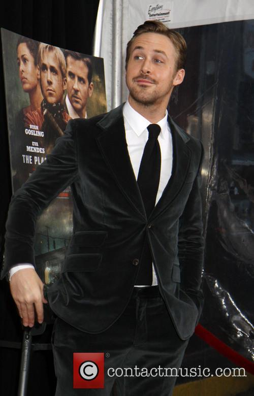 The Place Beyond the Pines premiere