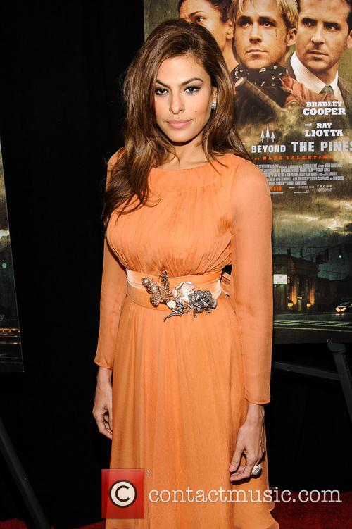 eva mendes new york premiere of the 3580086