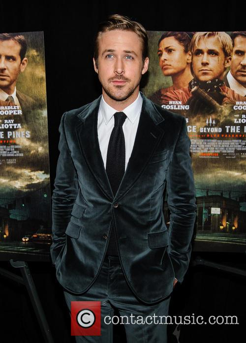 Ryan Gosling, Place Beyond the Pines Premiere