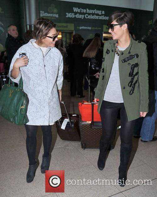 Frankie Sandford and Vanessa White 6