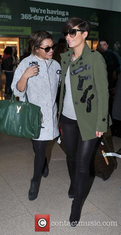 Frankie Sandford and Vanessa White 8