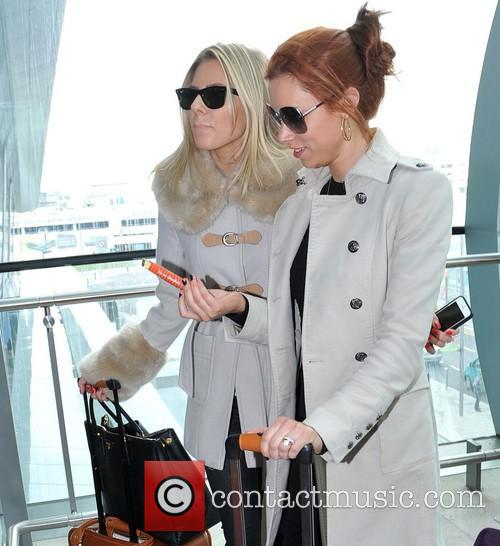 Mollie King and Una Healy 3
