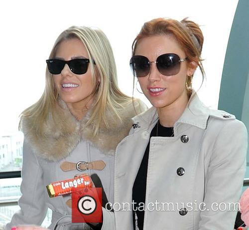 Mollie King and Una Healy 6