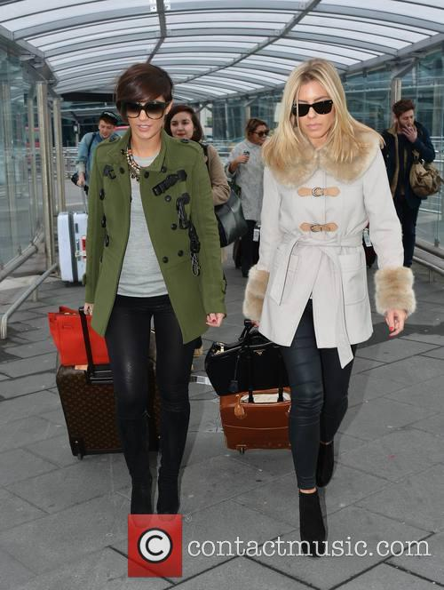 Frankie Sandford and Mollie King 1