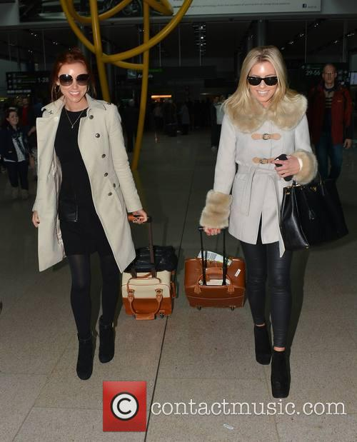 Una Healy and Mollie King 9