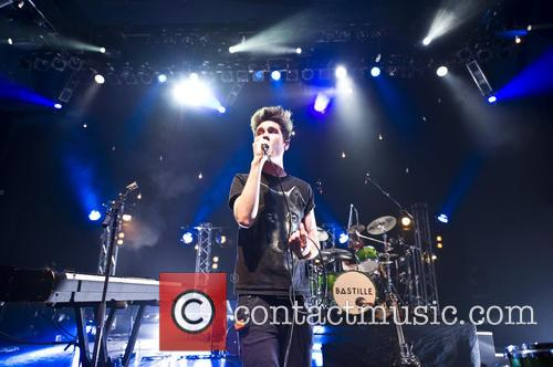Dan Smith and Bastille 9