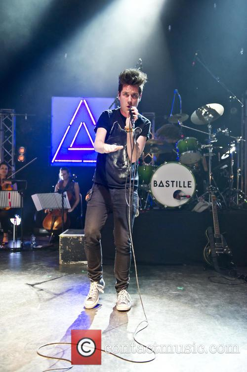 Bastille and Dan Smith