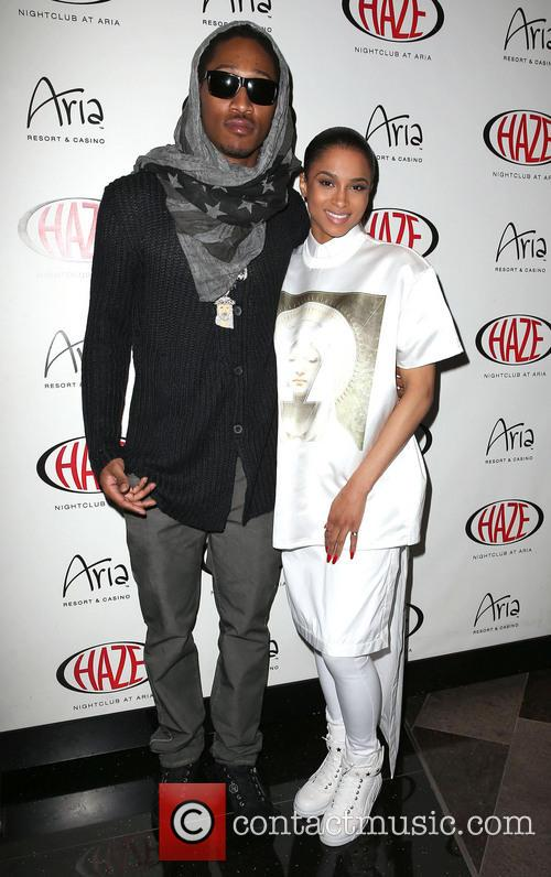 Ciara and Future 8