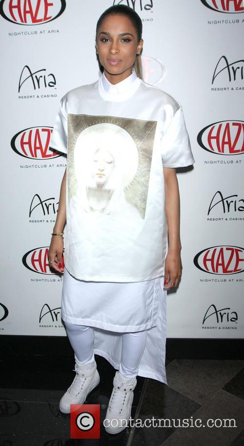 Haze nightclub welcomes Ciara