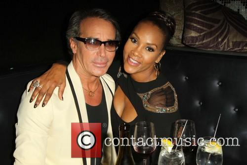 Lloyd Klein and Vivica A. Fox 7
