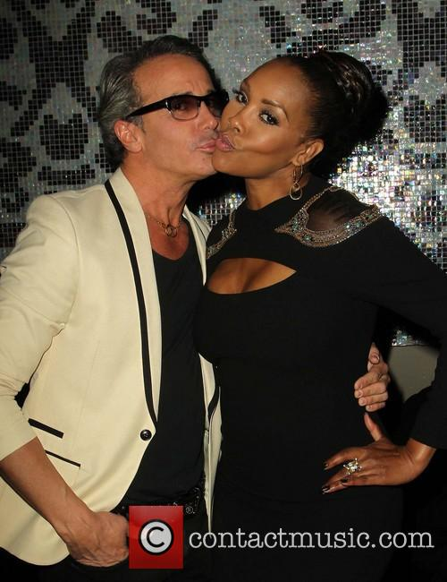 Lloyd Klein and Vivica A. Fox 1