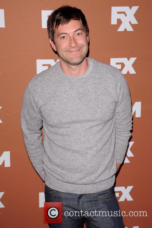Mark Duplass, 2013 Fx Upfront Presentation - Arrivals, New York City, Usa and March 28 2013 2