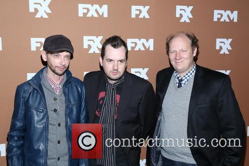 Dj Qualls, Jim Jefferies and And Dan Bakkedahl 5