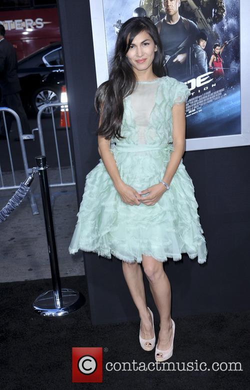 Elodie Yung, Grauman's Chinese Theatre