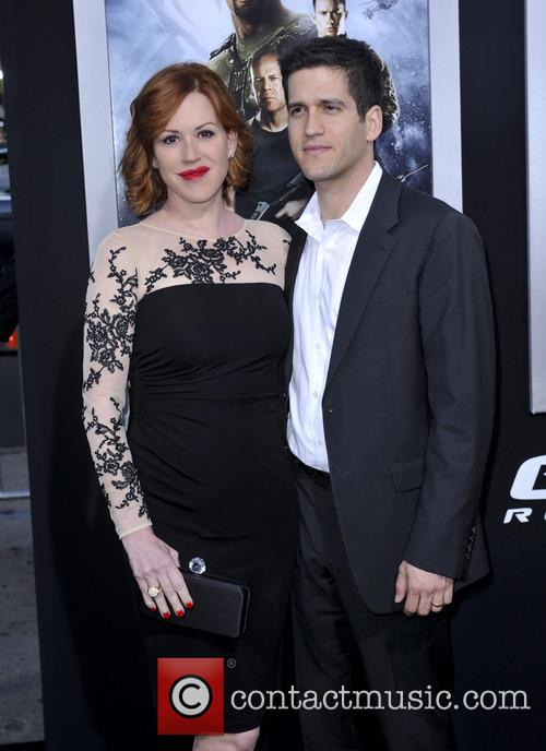 Molly Ringwald and Panio Gianopoulos 3