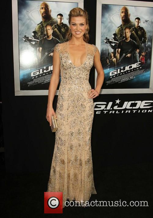 Adrianne Palicki, TCL Chinese Theatre, Grauman's Chinese Theatre