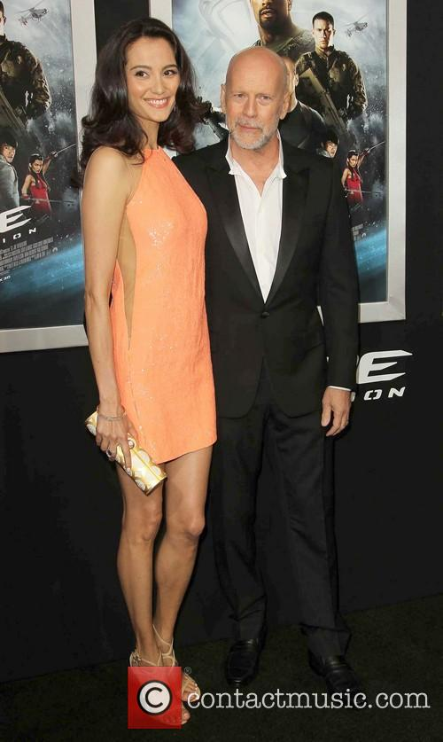 Bruce Willis and Emma Heming Willis 3