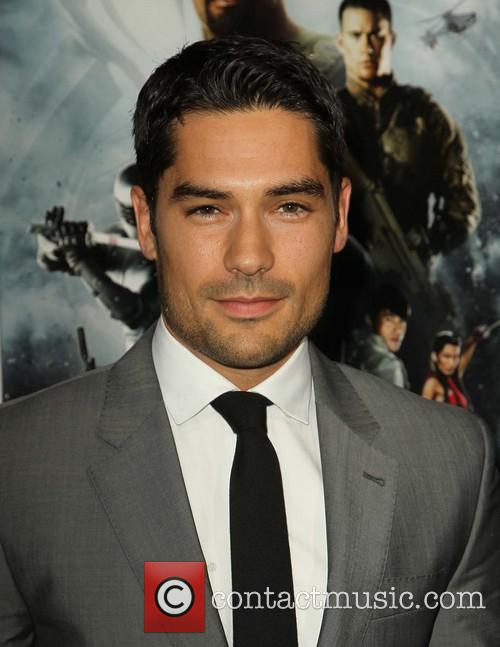 D.J. Cotrona, TCL Chinese Theatre, Grauman's Chinese Theatre