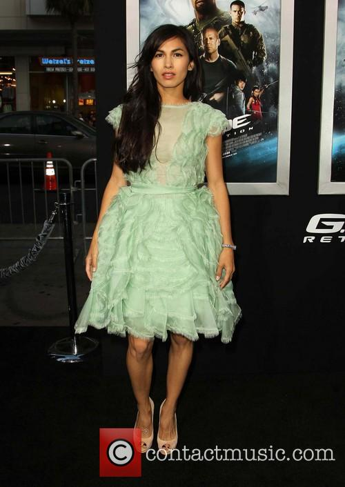 Elodie Yung, TCL Chinese Theatre, Grauman's Chinese Theatre