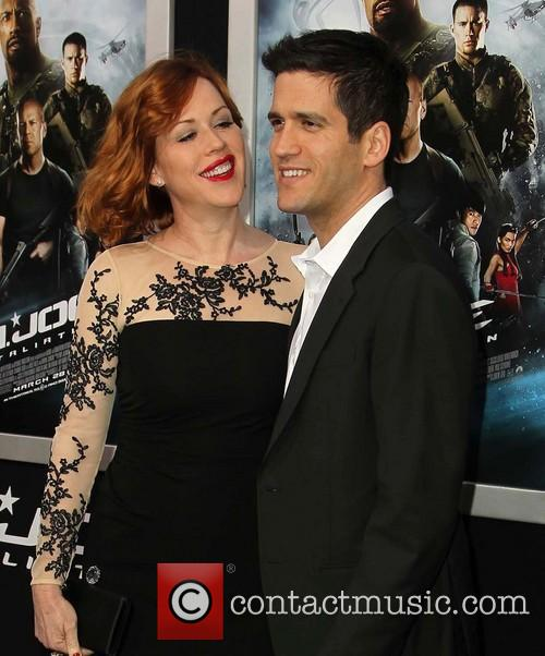 Molly Ringwald and Panio Gianopoulos 1