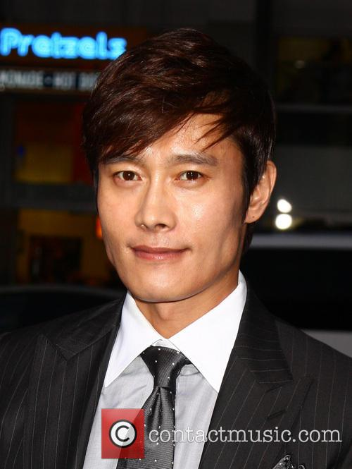 Byung-Hun Lee, Chinese Theater, Grauman's Chinese Theatre