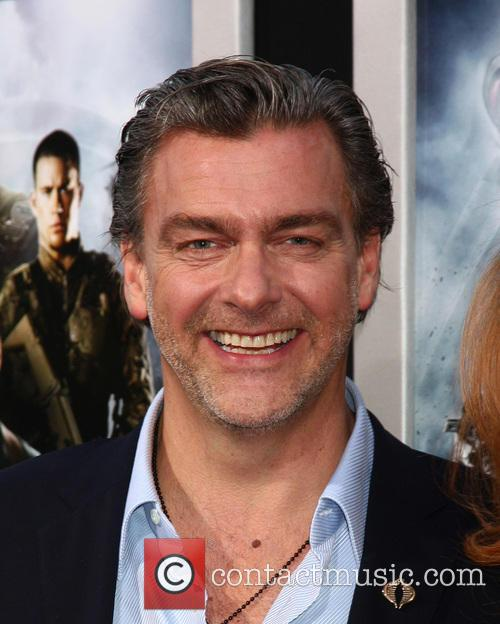 Ray Stevenson and Elisabetta Caraccia 1