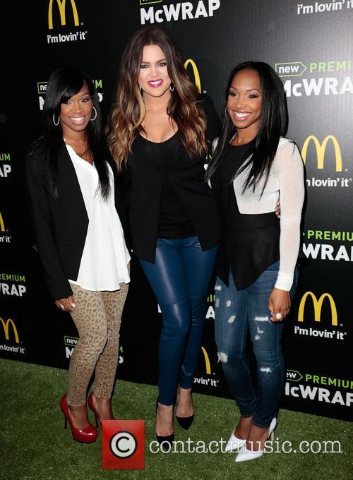 Khloe Kardashian, guests, Paramount Pictures Studios
