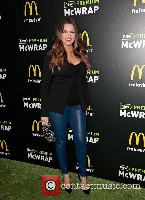 Khloe Kardashian, Paramount Pictures Studios
