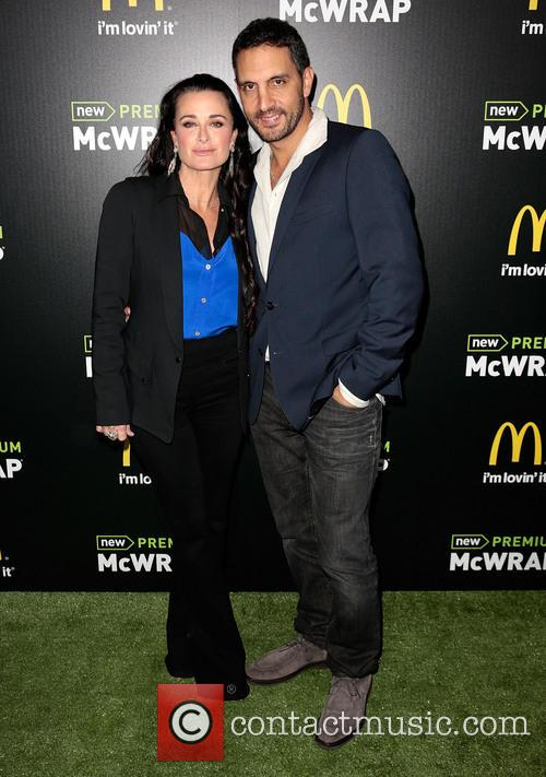 Kyle Richards and Mauricio Umansky 2