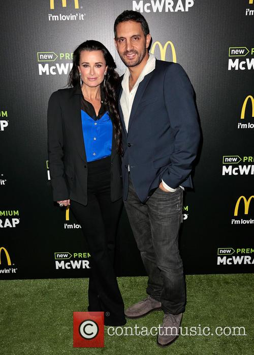 Kyle Richards and Mauricio Umansky 5