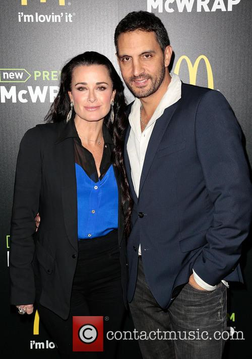 Kyle Richards and Mauricio Umansky 7