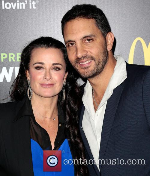Kyle Richards and Mauricio Umansky 9