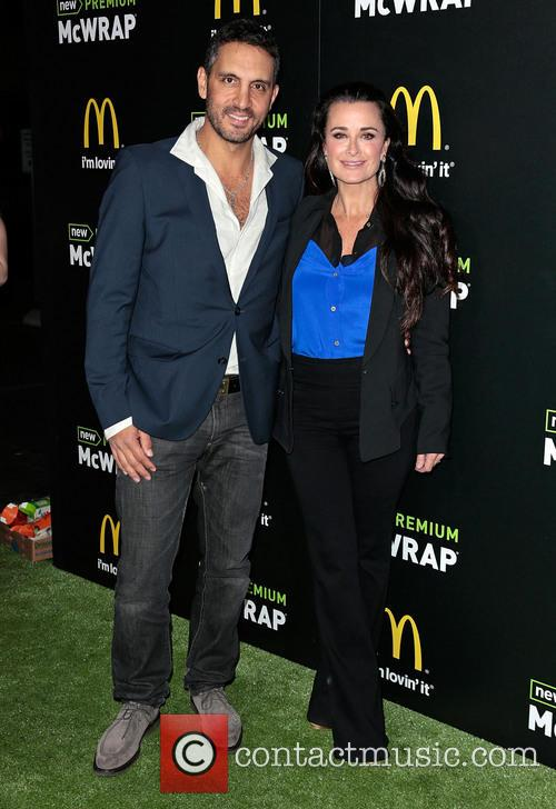 Mauricio Umansky and Kyle Richards 3
