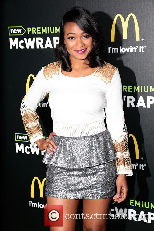 tatyana ali mcdonalds premium mcwrap launch party 3580418