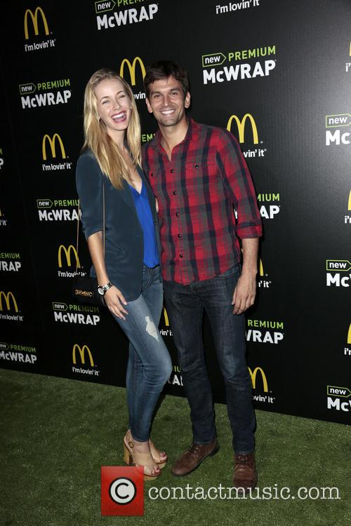 Actress Olivia Jordan (l) and Actor Colin Owens 4