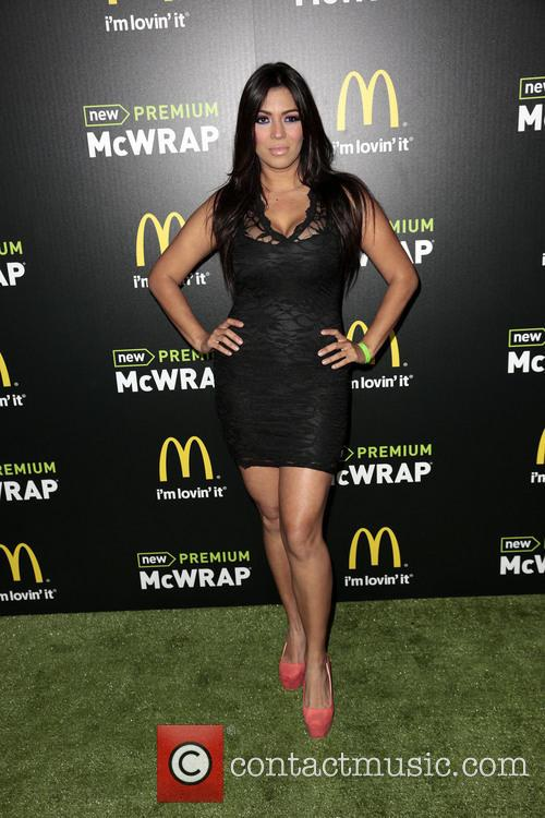 melissa martinez mcdonalds premium mcwrap launch party 3580924