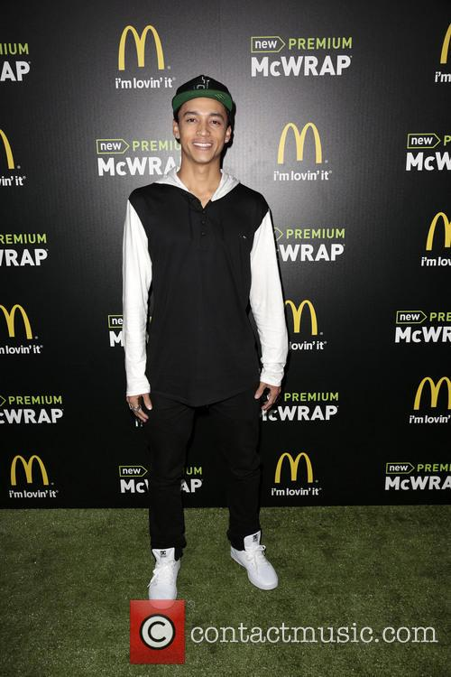 Skateboarder Nyjah Huston 2