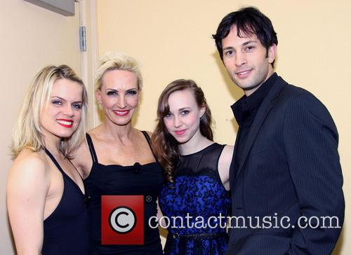 Amy Spanger, Amra-faye Wright, Samantha Hill and Kyle Barisich 3