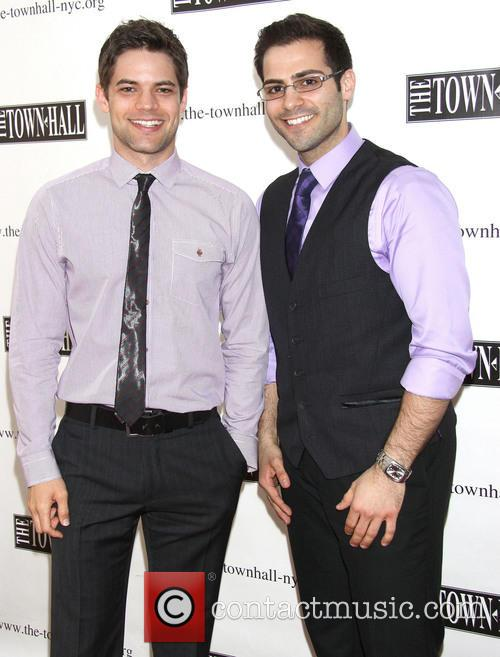 Jeremy Jordan and Michael Mott 2
