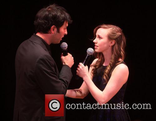 Kyle Barisich and Samantha Hill 2