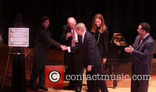 Marvin Leffler, Michael Presser and Phyllis Barasch 3