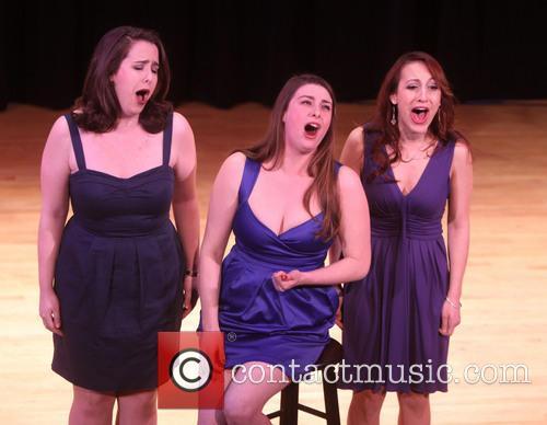 Town Hall's Rising Stars Chorus 3