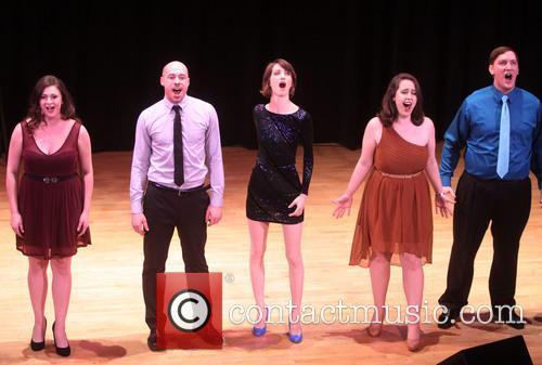 Town Hall's Rising Stars Chorus 4