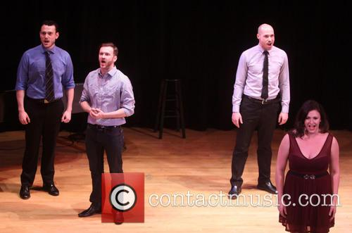 Town Hall's Rising Stars Chorus 6