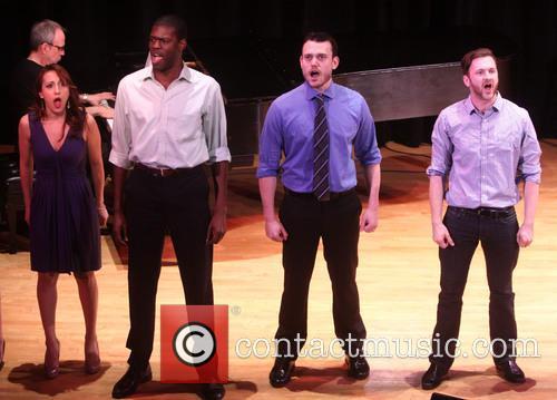 Town Hall's Rising Stars Chorus 7