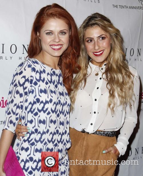 Anna Trebunskaya and Emma Slater 4