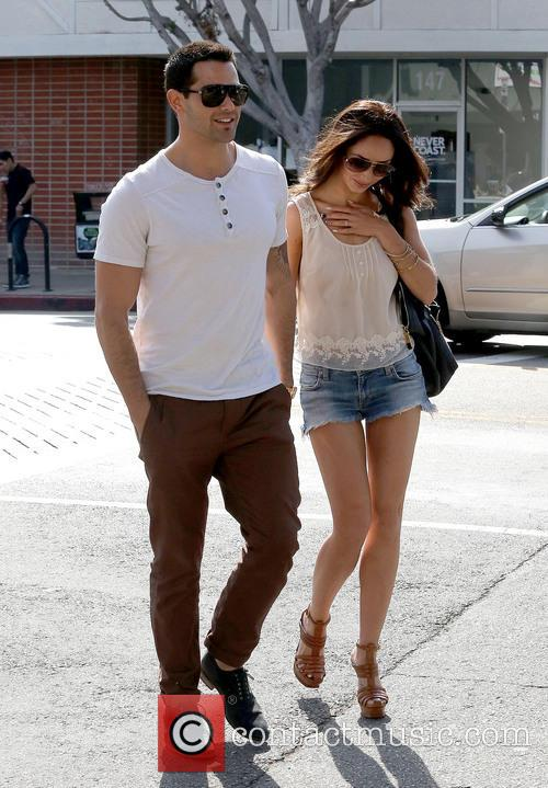 Jesse Metcalfe and Cara Santana 2