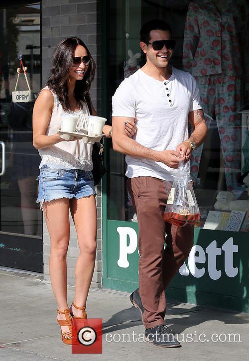 Jesse Metcalfe and Cara Santana 4